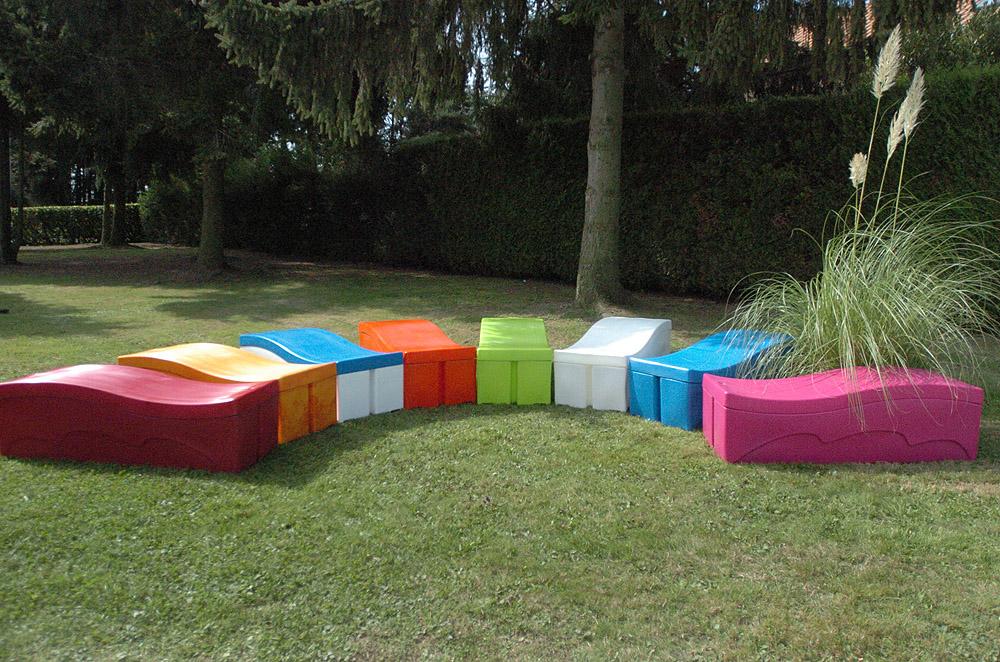 Le mobilier pratique des petits jardins argenteuil 19 for Le jardin 19