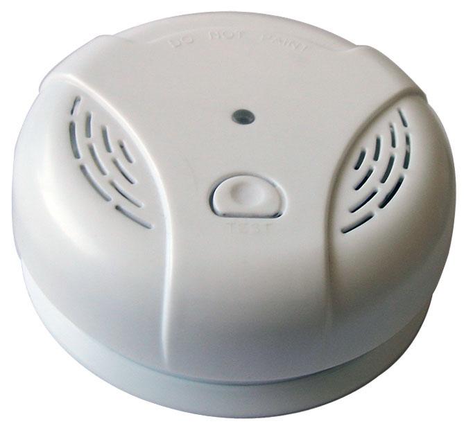 Le d tecteur de monoxyde de carbone s curit de la maison accessoires d co accueil - Detecteur monoxyde de carbone chaudiere gaz ...